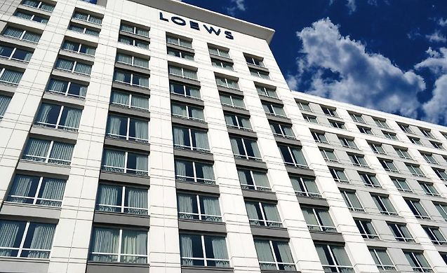 Hotel Loews Chicago O Hare Rosemont